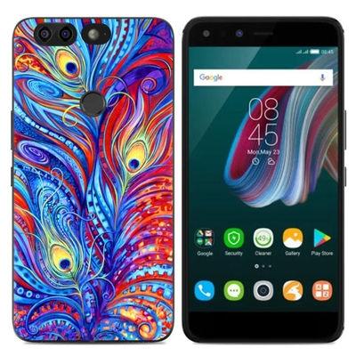 Phone Case For Infinix Zero 5/X603 5 98-inch Fashion Design Art Painted TPU  Soft Case Silicone Cover 1 For Infinix Zero5/X603