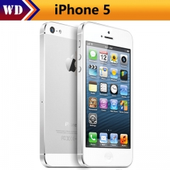 Certified Refurbished:iPhone 5-4'',32G,Authentic Guaranteed,Unlocked Smart  Mobile Phone white