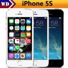 Refurbished Phone iPhone 5S-4'',32GB+1GB,Authentic Guaranteed,Fingerprint Unlocked Smart Mobile silver