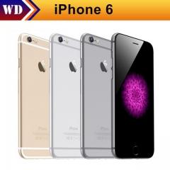 Certified Refurbished: iPhone 6 -16GB+1GB -8 MP+ 4.7 Inch+ Fingerprint Unlock+4G Network space gray