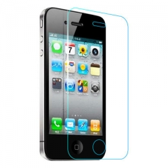 IPhone 4S steel film 0.26mm arc edge hd film transparent iphone 4/4s