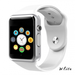 A1 Smart Watches SIM/TF Bluetooth Sport WristWatch Smartwatch with Camera Android Phone Infinix white one size