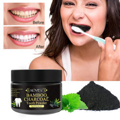 Whitening Tooth Powder To Remove Stains Tobacco Yellow Dental Calculus Dental Cleanser 50g 50g