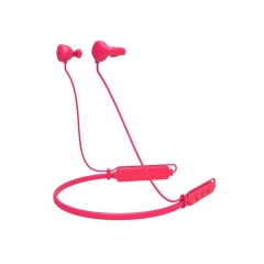 E2 Air Conduction Bluetooth Headsets Sport Wireless Clip Music Earphone Headphone HD Mic IOS Android red