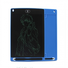 Portable Smart LCD Writing Tablet Electronic Notepad Drawing Graphics Tablet Board with Stylus Pen blue
