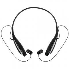 Hot HBS-730 Wireless Bluetooth Headset Sports Bluetooth Earphones Headphone with Mic Bass Earphone black