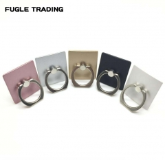FUGLE TRADING Back ring bracket for mobile phone PINK NORMAL
