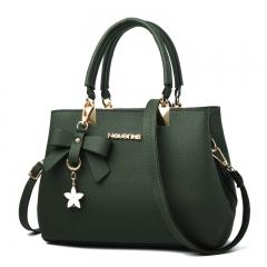 New Fashion handBag Shoulder Messenger Bags Handbags Accessories green one size
