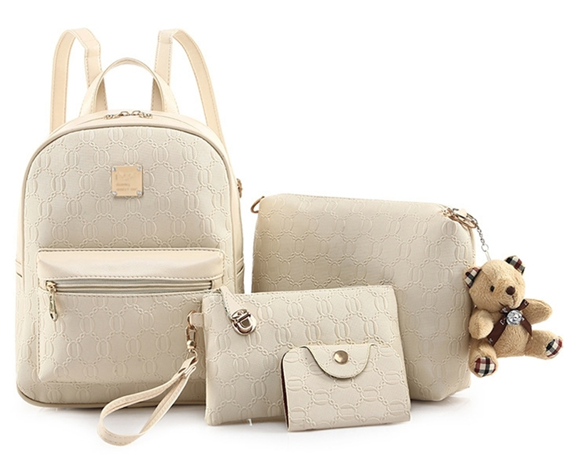 2af85ba294a Fashion handbags Women s shoulder bags Four sets of shoulder ...