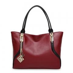 Fashion handBag Shoulder Messenger Bags Handbags Accessories Large Capacity Red one size