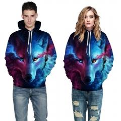 3D Digital Printing Hoodies Men/Women Hooded Sweater  Couple Baseball Clothing A S