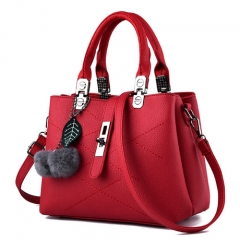 Fashion Women  Bag Shoulder Crossbody Bags / Handbags red one size