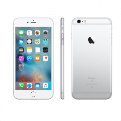 Refurbished iPhone 6S, 64GB Used 12MP+5MP+ 4.7 Inch Smart Phone Silver