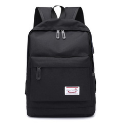 Men's  Backpack  Men's Travel Bag Backpack handbag Tablet PC bag  School Bag black one size