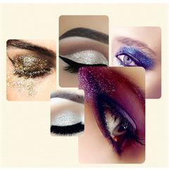 Glitter Eyeshadow /12 Colors  Shiny  Eye Shadow / Waterproof Eyeshadow /Make up as  picture