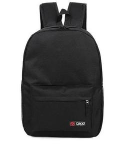 Backpack / Travel Bag /School Bag/Bookbags dark black one size