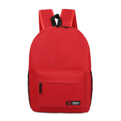 Backpack / Travel Bag /School Bag/Bookbags red one size