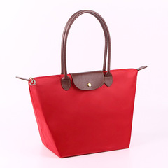 Fashion Handbag Shoulder Bag /Portable storage Travel Bag/Shopping Bags/Women's Bags red one size