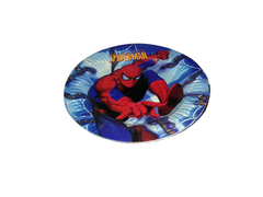 10 pieces of disposable party items with themed characters for children party's.