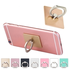 Pack 0f 3! Finger Ring Stand Universal 360 Rotation Lazy Bracket Adhesion colour mixture as picture