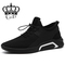 Ca.D Cool Men shoes running men's sports shoe warmth Breathable fashion Casual Shoe with gift black a 41