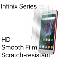 Infinix6 PRO Series X608 X506 X510 X554 X551 X5010 X600 X552 HD Scratch-resistant Screen Protector Infinix ZERO / X506 1 Pack