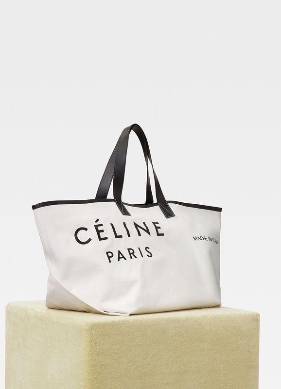 e02285a11483 2018 Celine Tote bag Women Handbag Luxury Bucket Fashion Canvas bag ...