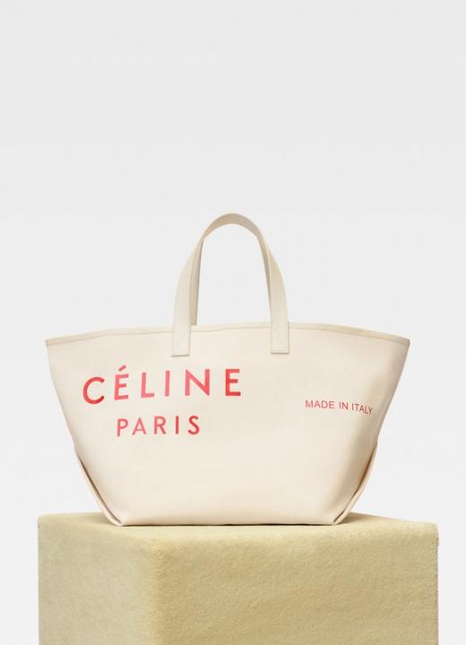 4082df7101 2018 Celine Tote bag Women Handbag Luxury Bucket Fashion Canvas bag dior  TOPS red medium