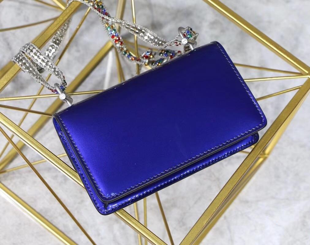 b6aa4fc56f53 2018 Dior Addict Handbag Women Bag Latest Fashion Luxury Genuine ...