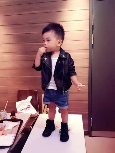 5b266b0afa15 Teenager Boys Leather Jacket Boys Casual Children Outerwear Kids Girls Coats  Spring Leather Jackets black 90  Product No  1602262. Item specifics  Brand