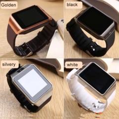 English interface DZ09 smart watch card watch Bluetooth Watch Smartwatch black DZ09