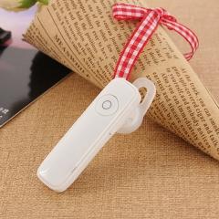 Mini Bluetooth headset Sports Bluetooth Earphones  Headphones white