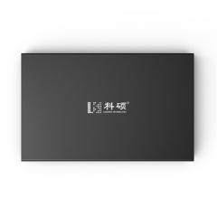 Mobile hard disk original bindin USB3.0 metal 2.5 inch 500G/1T/2T black 500G
