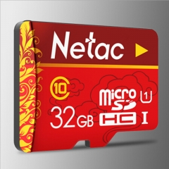Netac high speed 98M memory card mobile phone stores TF card monitors traffic recorder small SD card one color tf card 16g tf card