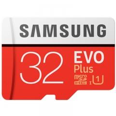 SAMSUNG 32G memory card  Class 10 Micro SD EVO+ MicroSD  TF card as show Memory Card 32g samsung