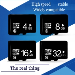 Cell phone memory card Tf card High speed digital storage card 4G8G16G32G one color tf card 4g tf card