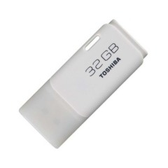 Toshiba min 32G flash disk fashion creative flashdisk Flash drive Memory Card white U002 32G