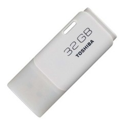 Toshiba min 32G flash disk fashion creative flashdisk Flash drive Memory Card white dz-18 32g