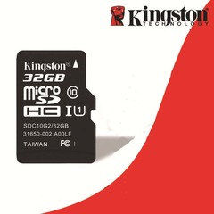 Authentic Kingston TF Card 32G mobile phone memory card Micro SD card storage card as show JSD-018 32G