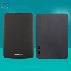Toshiba Real A3 Mobile Hard Disk 1T 2T 3T 2.5 inch USB 3.0 High Speed Flash Disk as shown A3 1T