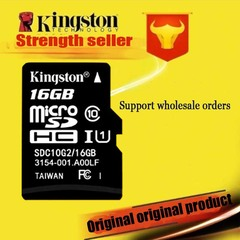 Authentic Kingston TF Card 32G mobile phone memory card Micro SD card storage card black yc-310 Unlimited 4in1 usb otg card reader