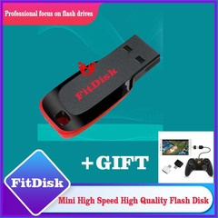 FitDisk Ultra thin and mini mobile high speed 32G 64G flash drive flash disk flashdisk U disk as shown sd-002 32G