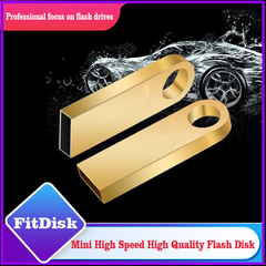 New metal waterproof flash disk 32G high speed U disk flash drive flashdisk Memory Card USB Adapte silvery c3 32g