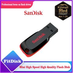 SanDisk 32G ultra thin and mini mobile high speed flash drive flash disk flashdisk U disk as shown CZ50 32G