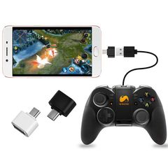 Android OTG adapter Micro to USB USB to Android Flash disk reader  USB Adapte black USB otg adapter