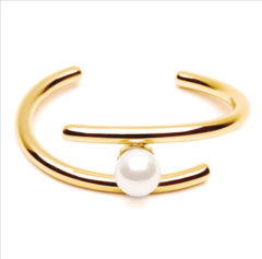 Brass-plated  18k gold pearl handpieces all belong to the time ester simple leakable section 2019