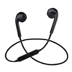 New S6 wireless Bluetooth headset sports Mini dual stereo ear style black normal