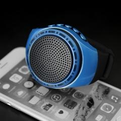 cross border for U6 watches, Bluetooth speakers, radio speakers, hand held speakers. blue normal