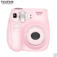 Fuji Polaroid camera mini7s camera imaging at once Pink mini7s