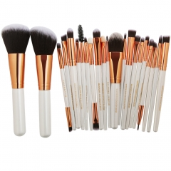 22 cosmetics and cosmetic tools White rod rose gold tube